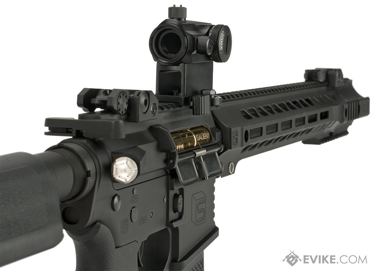 EMG / SAI Licensed AR-15 GRY HPA Training Rifle w/ JailBrake Muzzle (Configuration: PolarStar F-1)