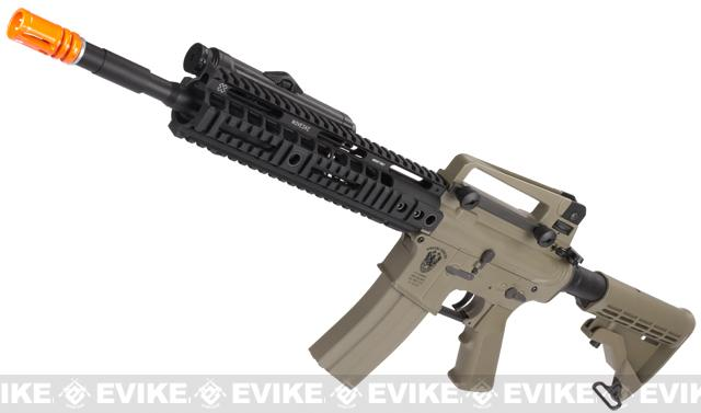 z Evike Custom Matrix AIM M4 Airsoft AEG Rifle - Noveske 10