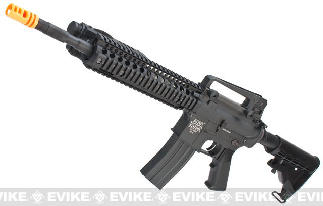 Evike Custom Matrix Pro-Line M4 DD RIS-II Airsoft AEG Rifle - M120 (400+ FPS)