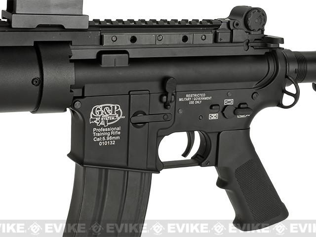 Evike Custom Class I G&P M4 Airsoft AEG Rifle - SPR Carbine (Package: Gun Only)