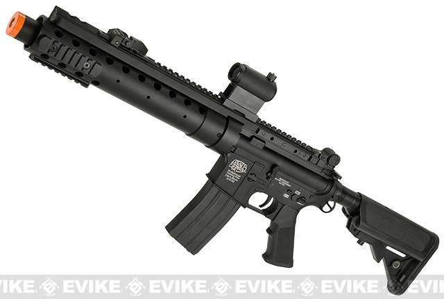 Evike Custom G&P M4 Full Metal Airsoft AEG Rifle - SPR Carbine