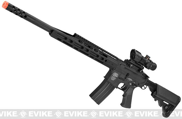 Evike Custom Class I G&P M4 Full Metal Airsoft AEG Rifle - Guardian