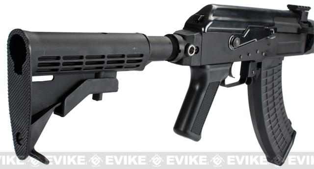 z Evike Custom Full Metal AK47-DMR Airsoft AEG Rifle