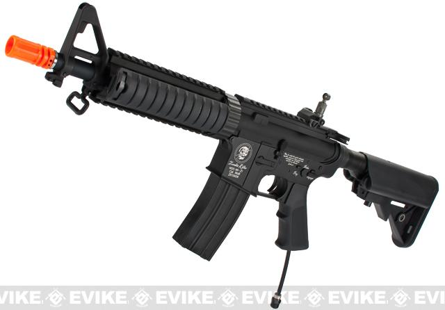 Evike Custom G&P / PolarStar M4 CQB-R Electro-Pneumatic Airsoft Rifle - Black