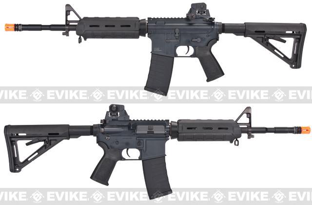 z Evike Custom KWA M4 CQR MOD1 Magpul MOE Airsoft AEG Rifle