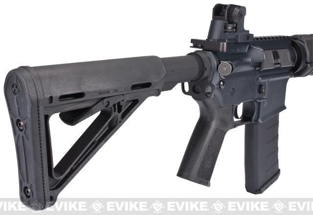z Evike Custom KWA M4 CQR MOD2 Magpul MOE Airsoft AEG Rifle