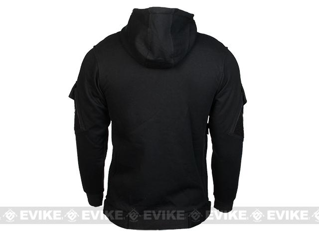 CAST Gear Tactical Pullover Hoodie - Black (Size: Medium)