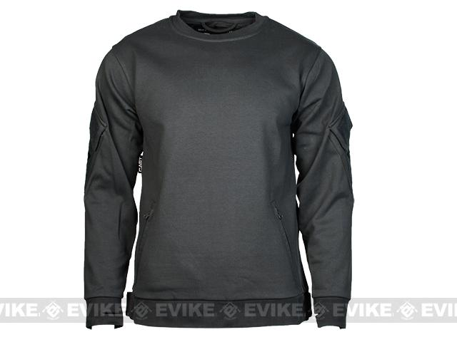 CAST Gear Tactical Pullover Crew Neck Sweatshirt - Grey (Size: Large)