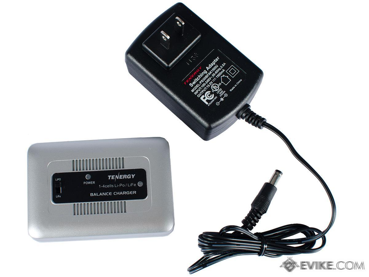 Tenergy Lipoly Battery Smart Charger + BMS Unit (Standard / Universal Type)