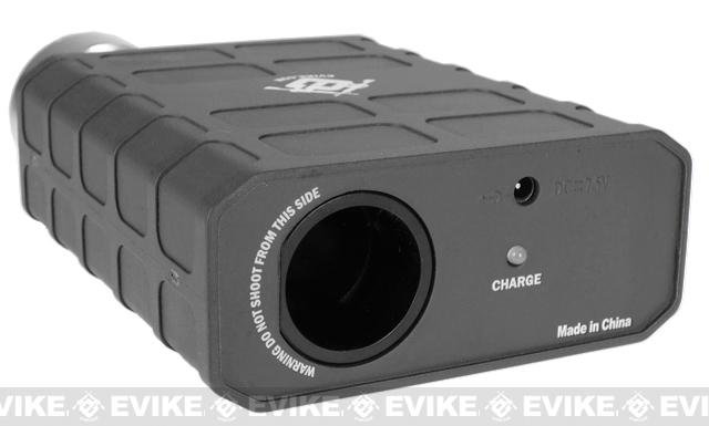 Evike.com Advanced Compact Airsoft Computer Chronograph II (Black)