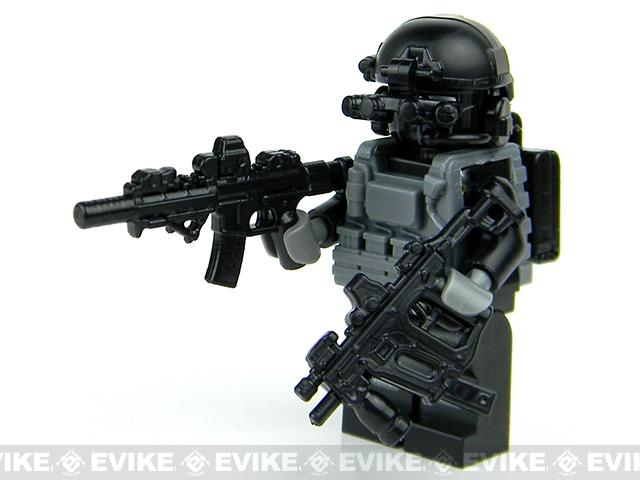 Battle Brick Customs Military Mini-Figure - CIA Special Activities Division / SOG Paramilitary Commando