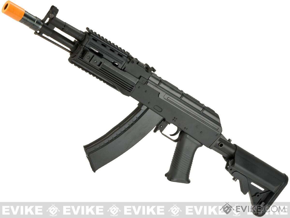 Classic Army Full Metal CA026M AK74 Tactical Airsoft AEG Rifle