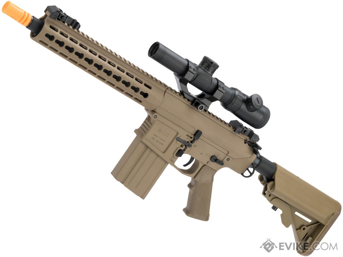 Classic Army CA110 ARS2 Airsoft AEG Rifle with 10 Keymod Handguard (Color: Dark Earth)