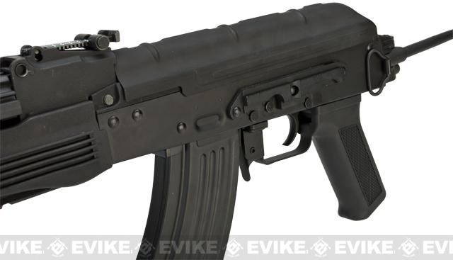 Matrix CM050A Full Metal AK47 Romanian / Scorpion Airsoft AEG Rifle by CYMA - (Package: Gun Only)