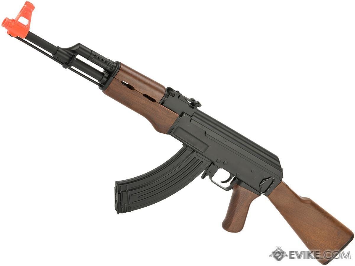 CYMA CM200 Full Size Sportsline AK47 Airsoft AEG with Imitation Wood furniture