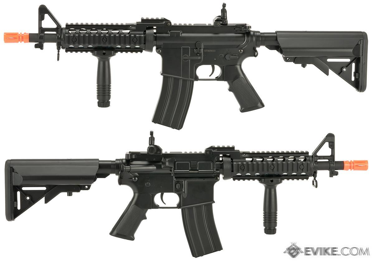 CYMA CM205 Full Size Polymer M4 RAS II Low Power AEG (LPAEG)