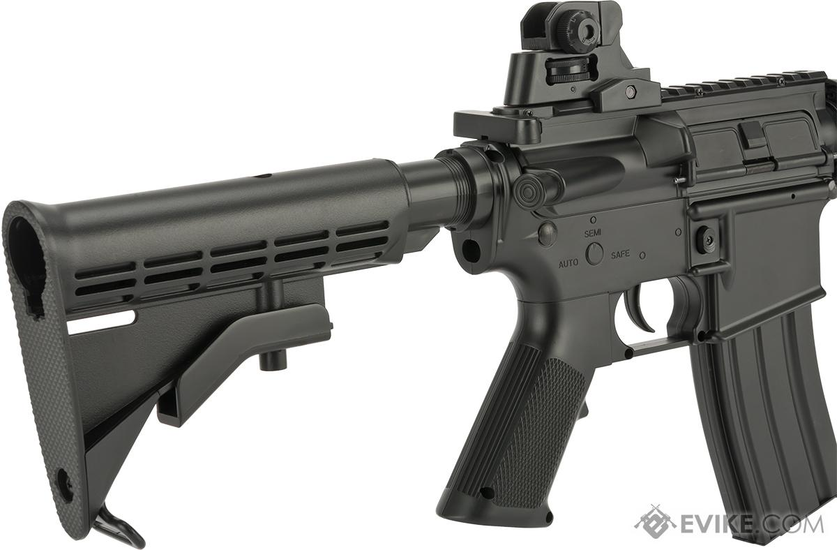 CYMA CM30 Spring Powered M4 CQB Airsoft Rifle