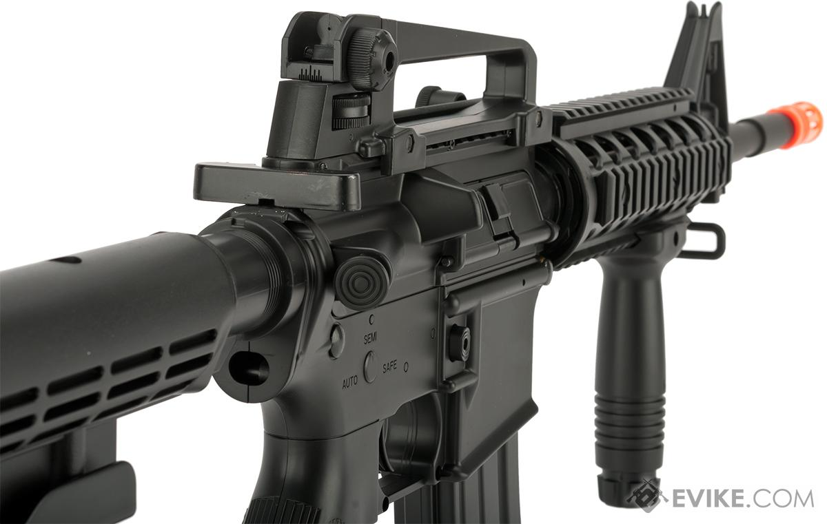 CYMA CM307 Spring Powered M4 RIS Airsoft Rifle
