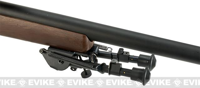 CYMA VSR-10 Bolt Action Airsoft Sniper Rifle w/ Scope Rail (400~450 FPS) - Wood