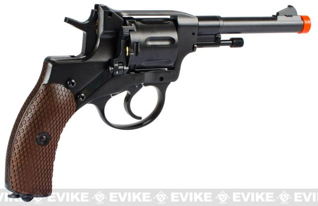 WinGun Nagant M1895 Airsoft CO2 Revolver