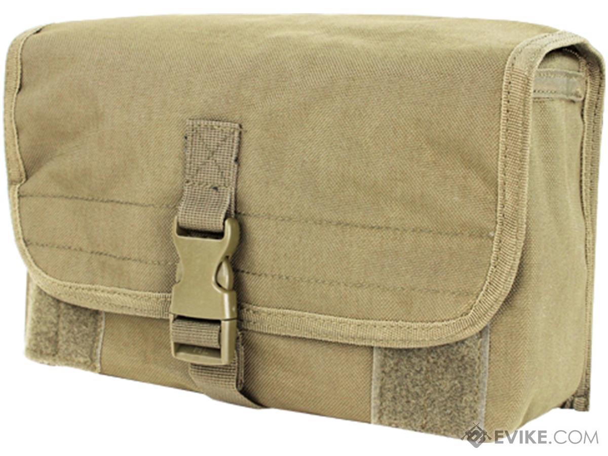 Condor Gas Mask Pouch (Color: Tan)