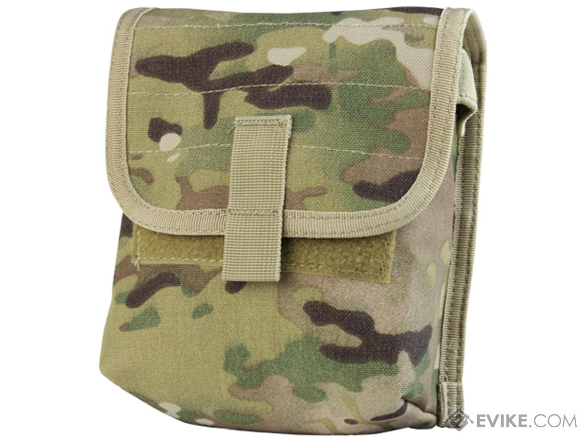 Condor Tactical Ammo Pouch / Mag Dump Pouch (Color: Multicam)