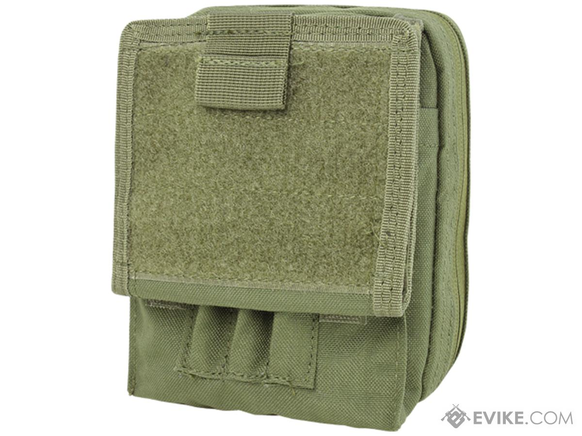 Condor MOLLE Multi-Purpose Map Pouch (Color: OD Green)