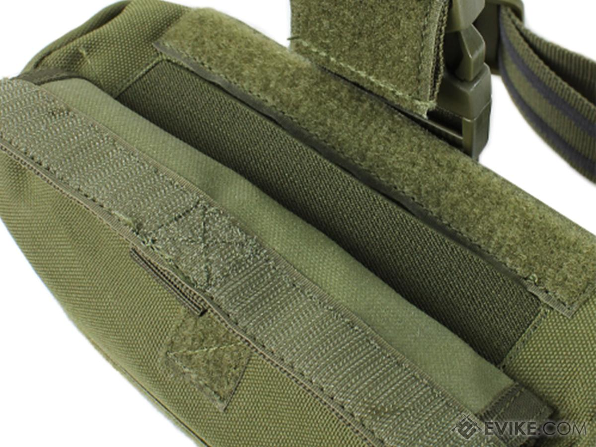 Condor Drop Leg Dump Pouch (Color: OD Green)
