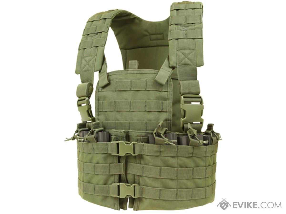 Condor Modular Chest Platfrom Vest (Color: OD Green)