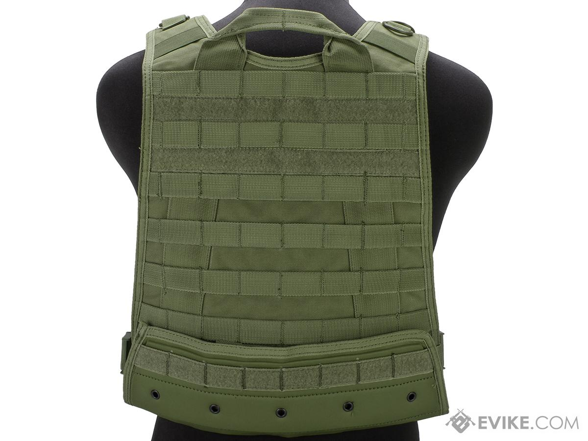 Pre-Order ETA March 2017 Condor Compact Plate Carrier (Color: OD Green)