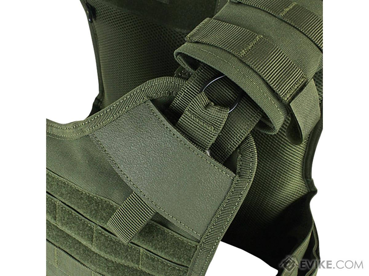 Condor Quick Release Plate Carrier (Color: OD Green)