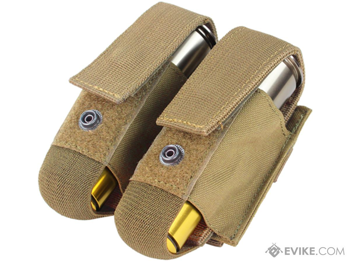 Pre-Order ETA March 2017 Condor Tactical Double 40mm Grenade Pouch (Color: Tan)