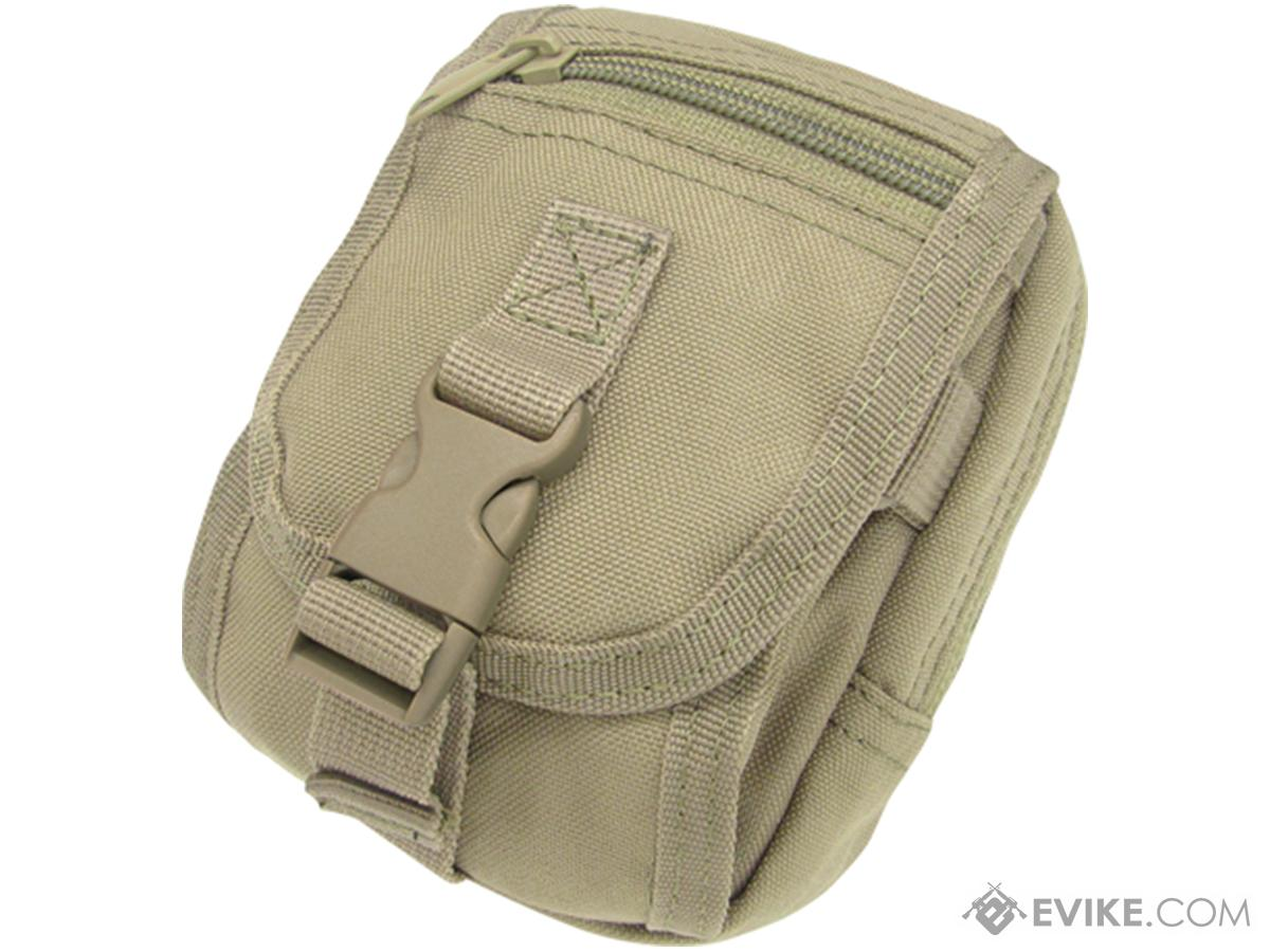 Condor Tactical Gadget Pouch (Color: Tan)