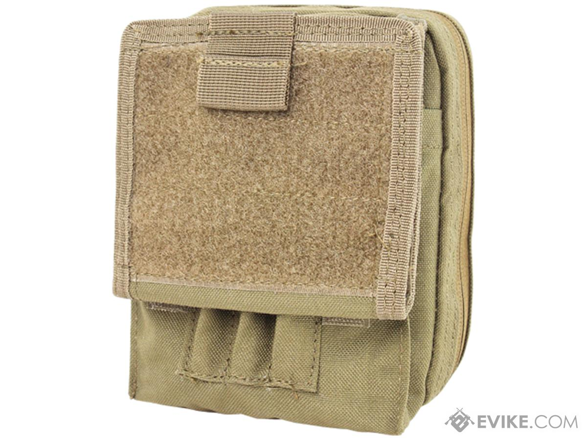 Condor MOLLE Multi-Purpose Map Pouch (Color: Tan)