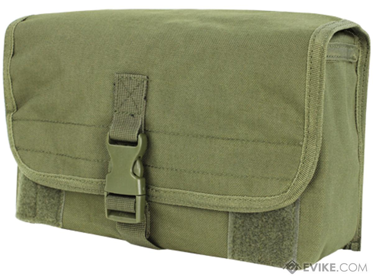 Condor Gas Mask Pouch (Color: OD Green)