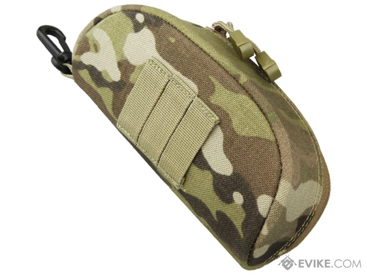 Condor Tactical Rigid Sunglasses Case (Color: Multicam)