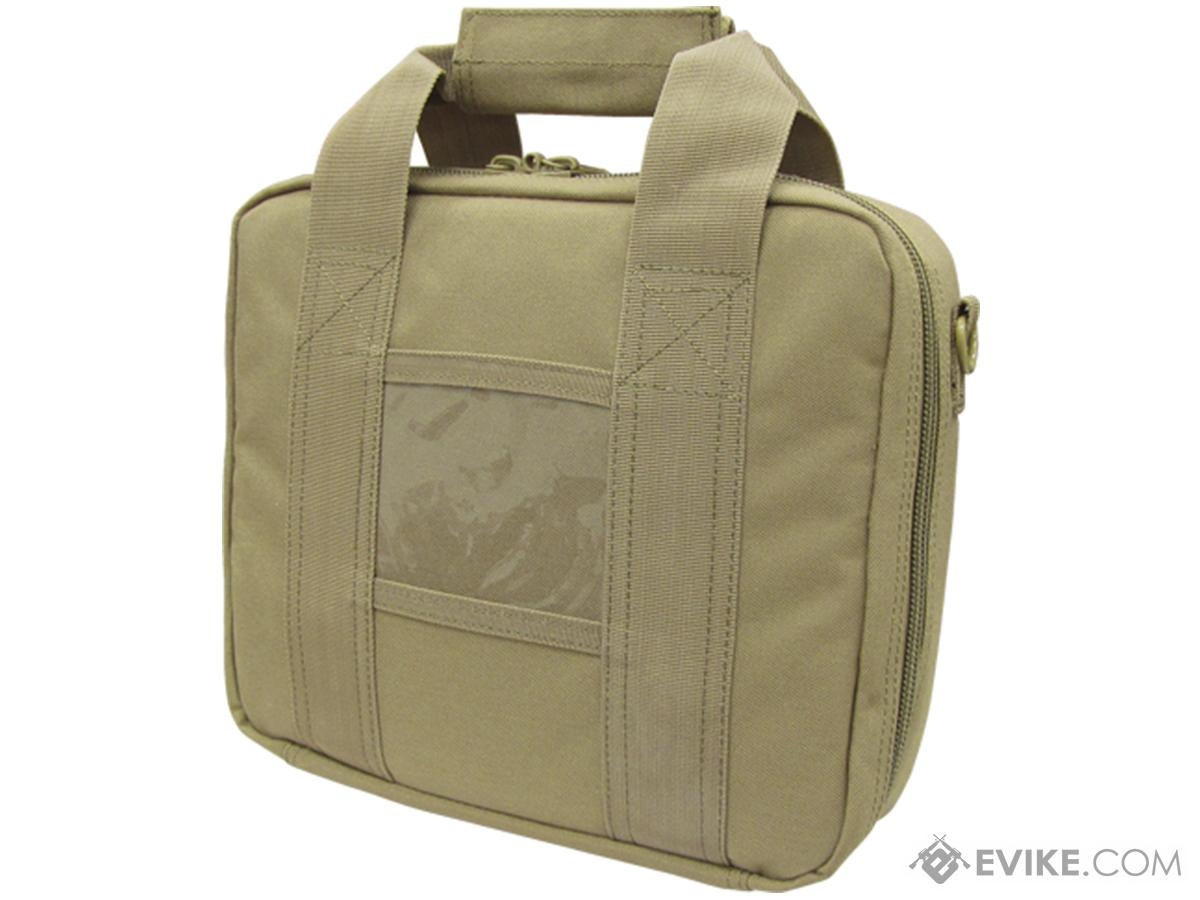 Condor Soft Sided Pistol Case (Color: Tan)