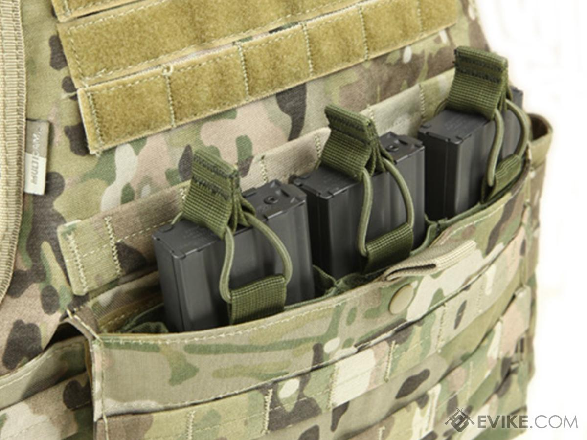 Condor Tactical M4 / M16 / 5.56 NATO Magazine Pouch Insert (Color: OD Green)