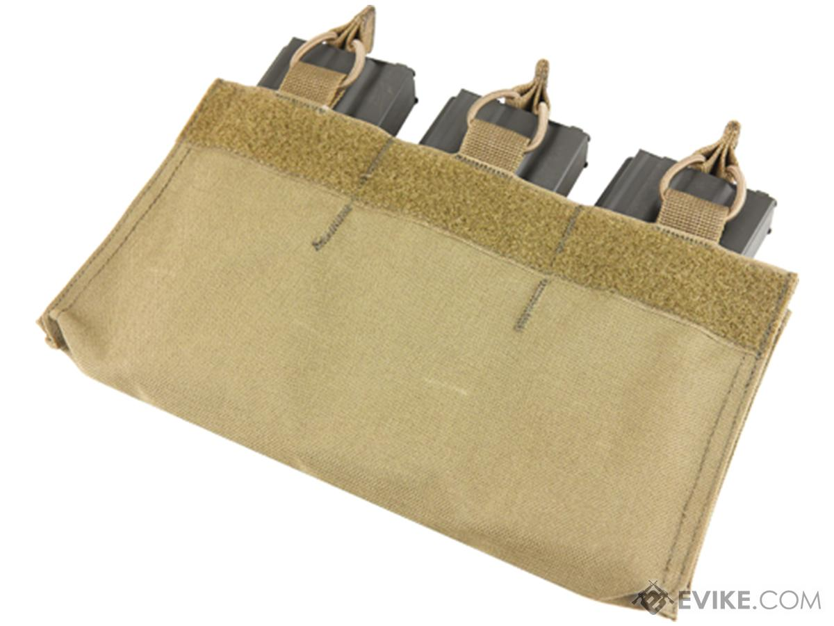 Condor Tactical M4 / M16 / 5.56 NATO Magazine Pouch Insert (Color: Tan)