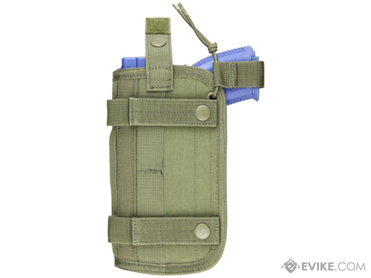 Condor Horizontal MOLLE Ready Holster (Color: Tan)
