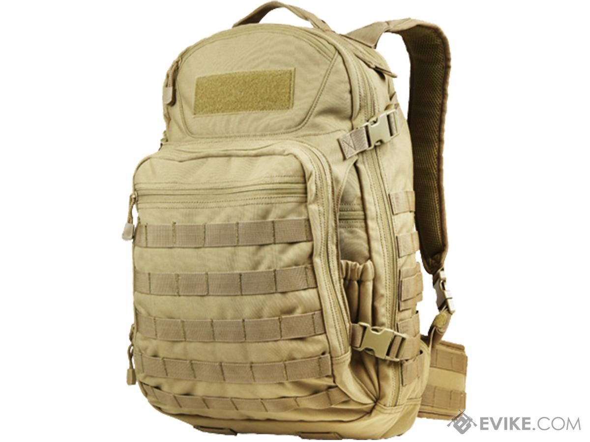 Condor Venture Pack Backpack (Color: Tan)