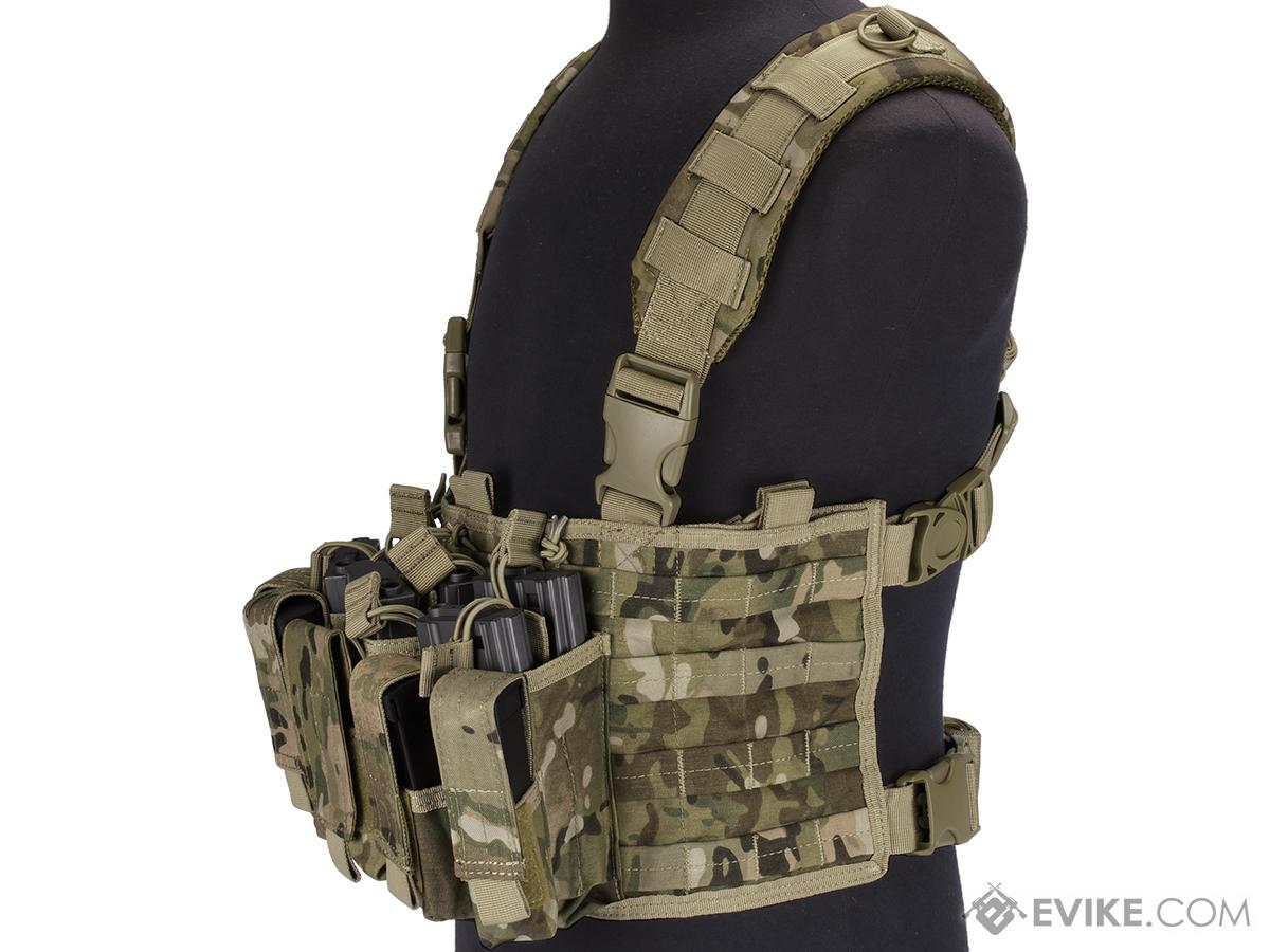 Condor Gen 5 Tactical MOLLE Recon Chest Rig - Multicam