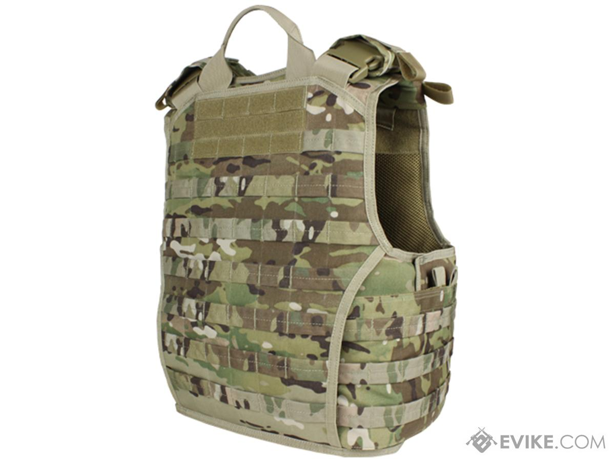 Condor Exo Plate Carrier - Multicam (Large / X-Large)