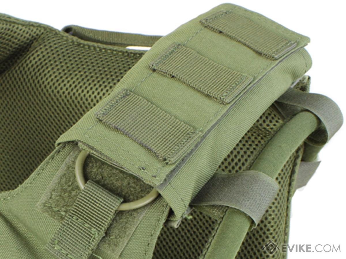 Condor Gunner Plate Carrier (Color: OD Green)