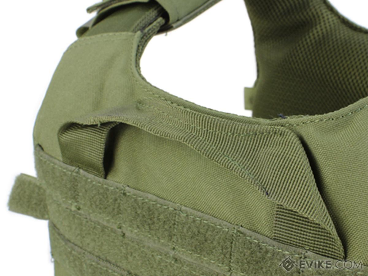 Condor Gunner Plate Carrier (Color: Multicam)