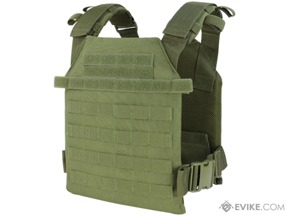 Condor Sentry Plate Carrier (Color: OD Green)
