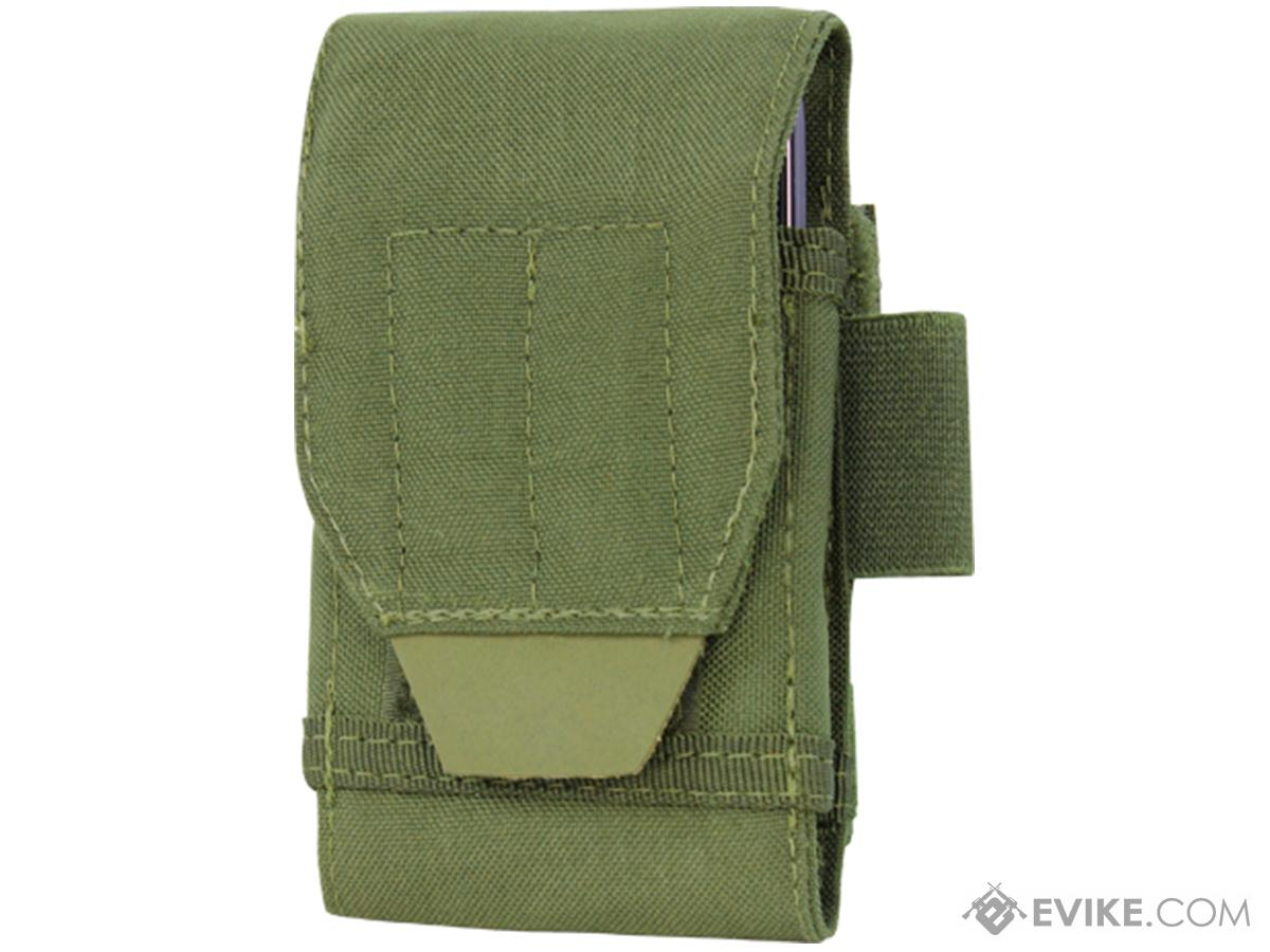 Condor Tactical Tech Sheath Plus Utility Pouch (Color: OD Green)