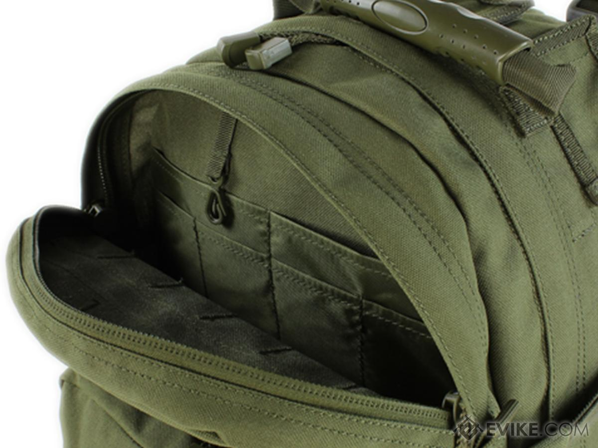 Condor Medium Assault Pack Backpack (Color: OD Green)
