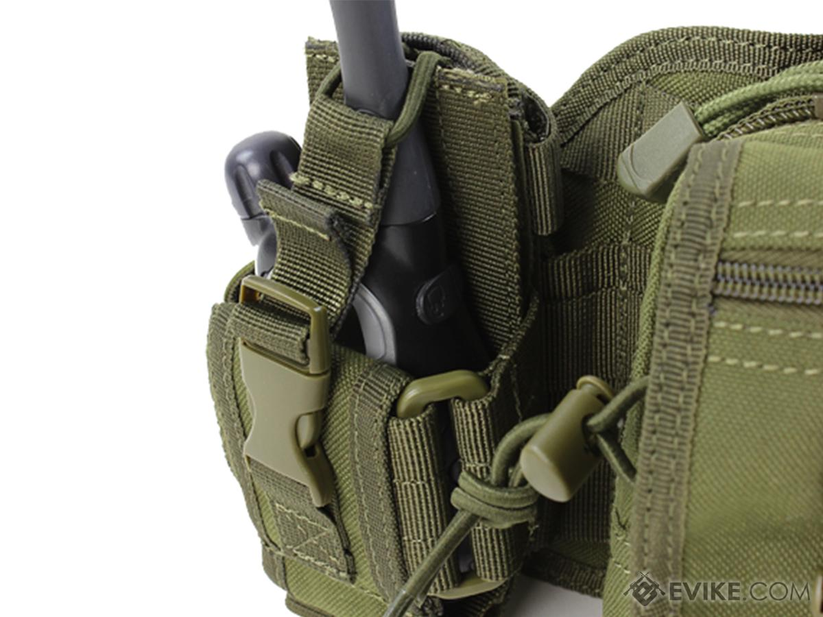 Condor Tactical Utility Leg Rig (Color: OD Green)