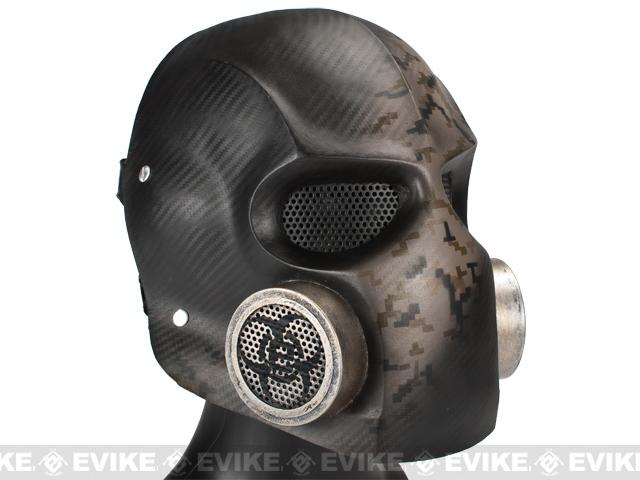 Evike.com R-Custom Fiberglass Wire Mesh Evike EA Contest Mask Inspired by Army of Two